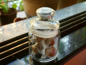 How about a ladoo jar!